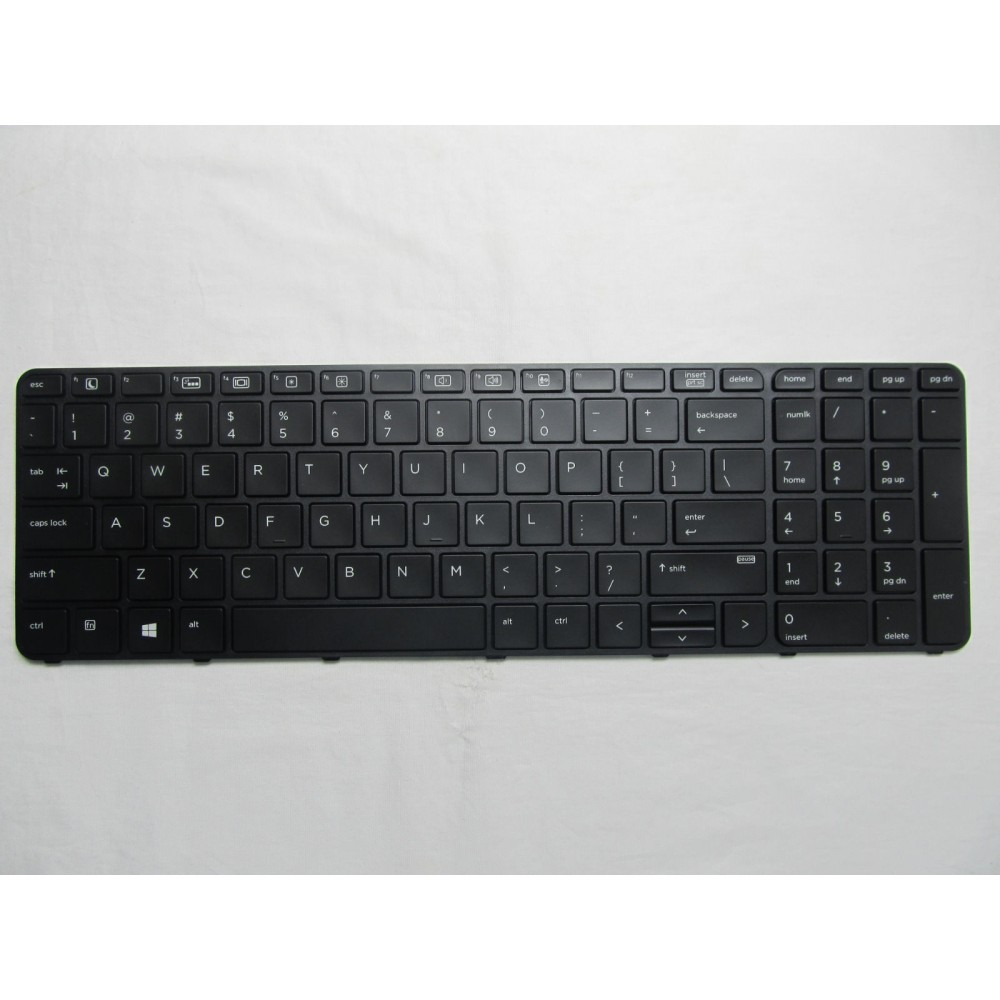Bàn phím Laptop HP Probook 470 G3 Có đèn
