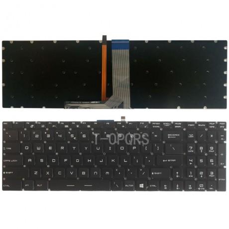Bàn phím laptop MSI GP62 Leopard