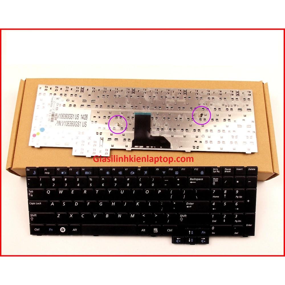 Bàn phím laptop Samsung R523 NP-R523