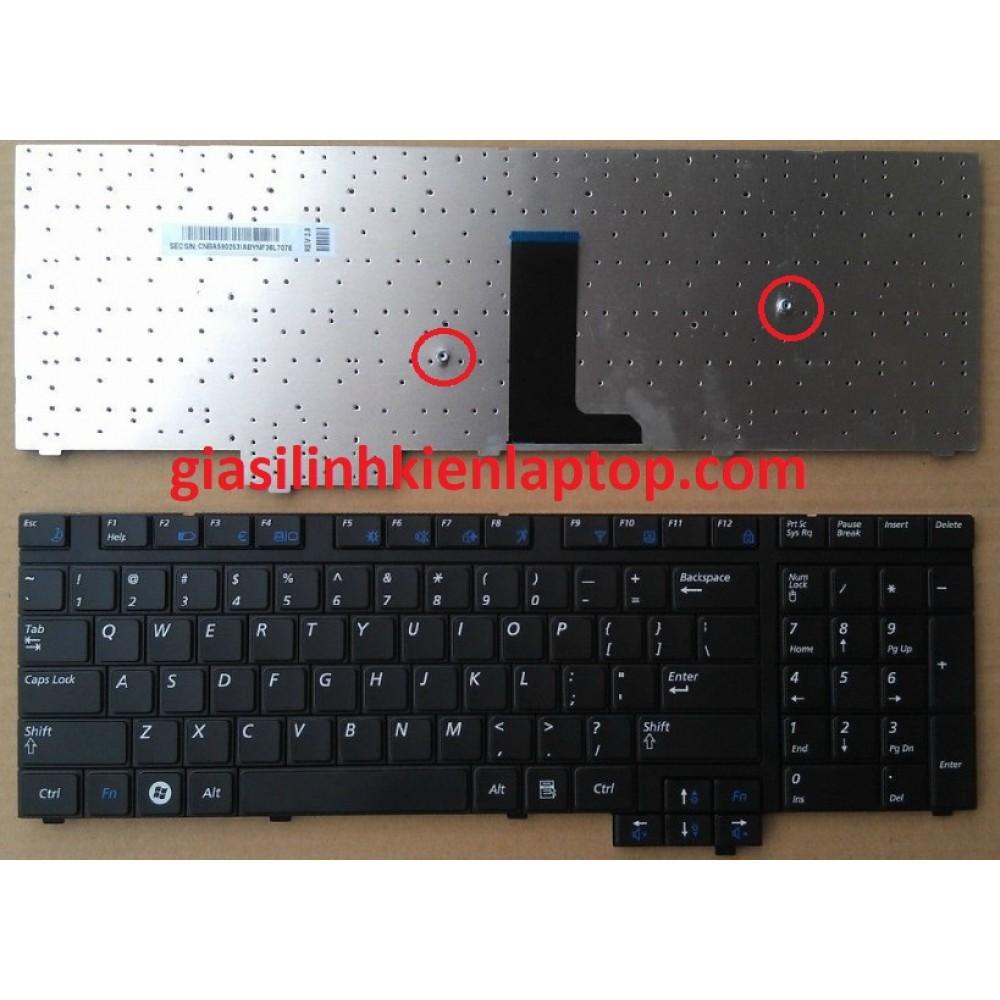 Bàn phím laptop Samsung R720 NP-R720