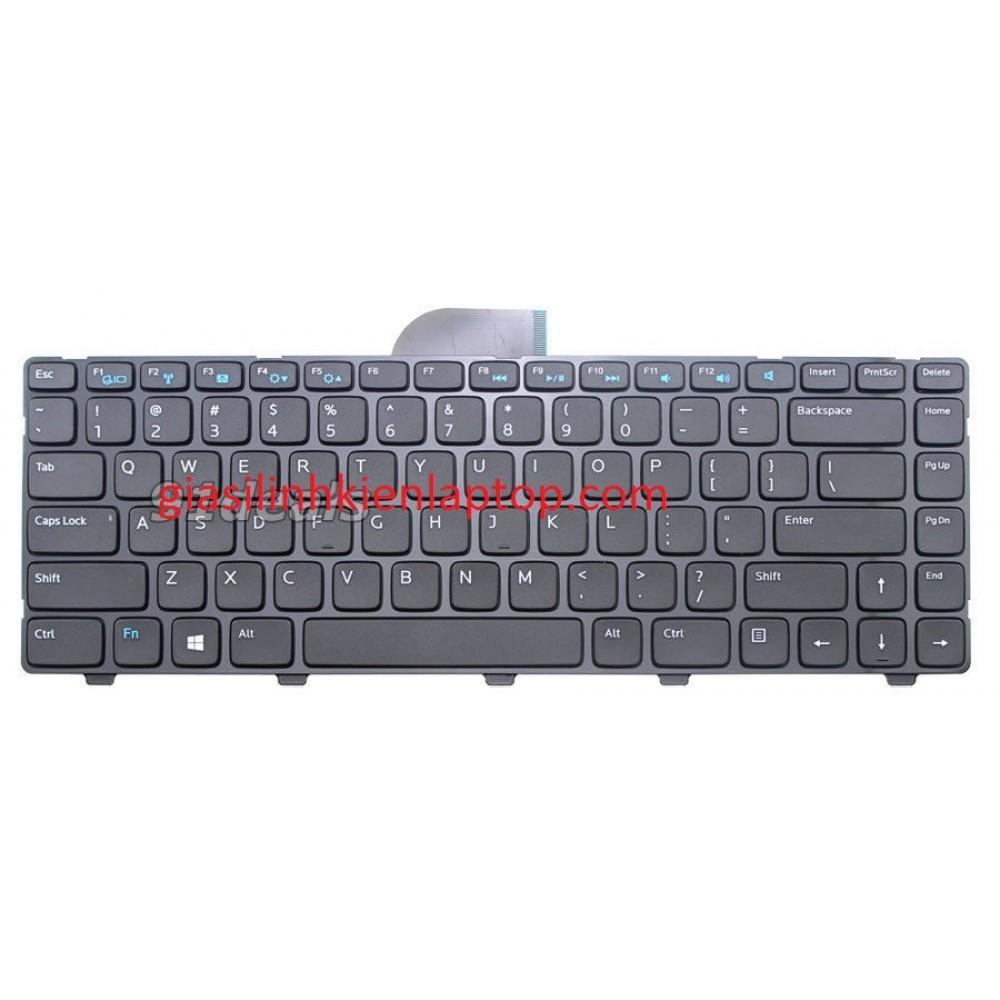 Bàn phím laptop Dell inspiron 14R 5437