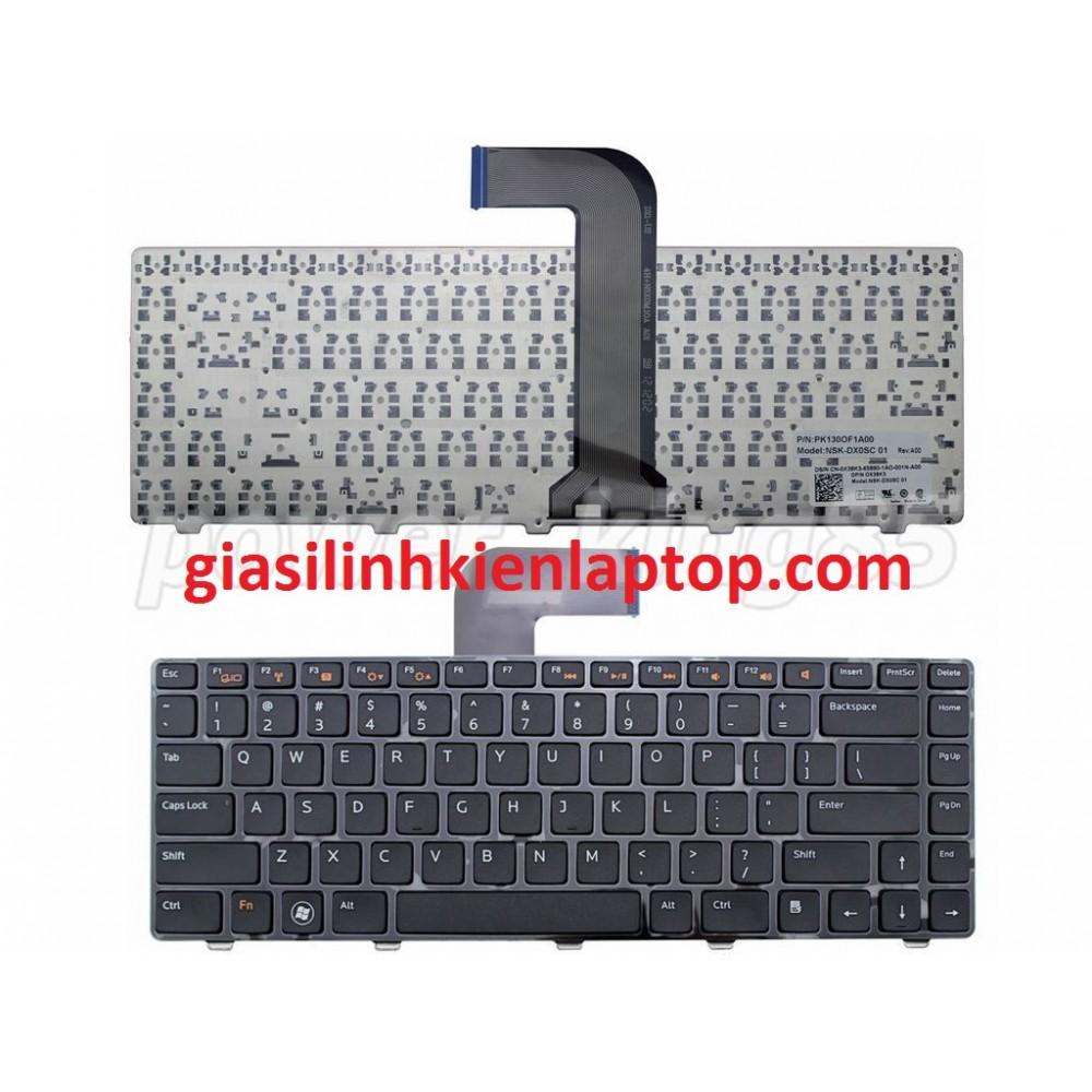 Bàn phím Laptop Dell Inspiron  N4110