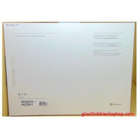 Bàn phím microsoft surface pro 4 type cover