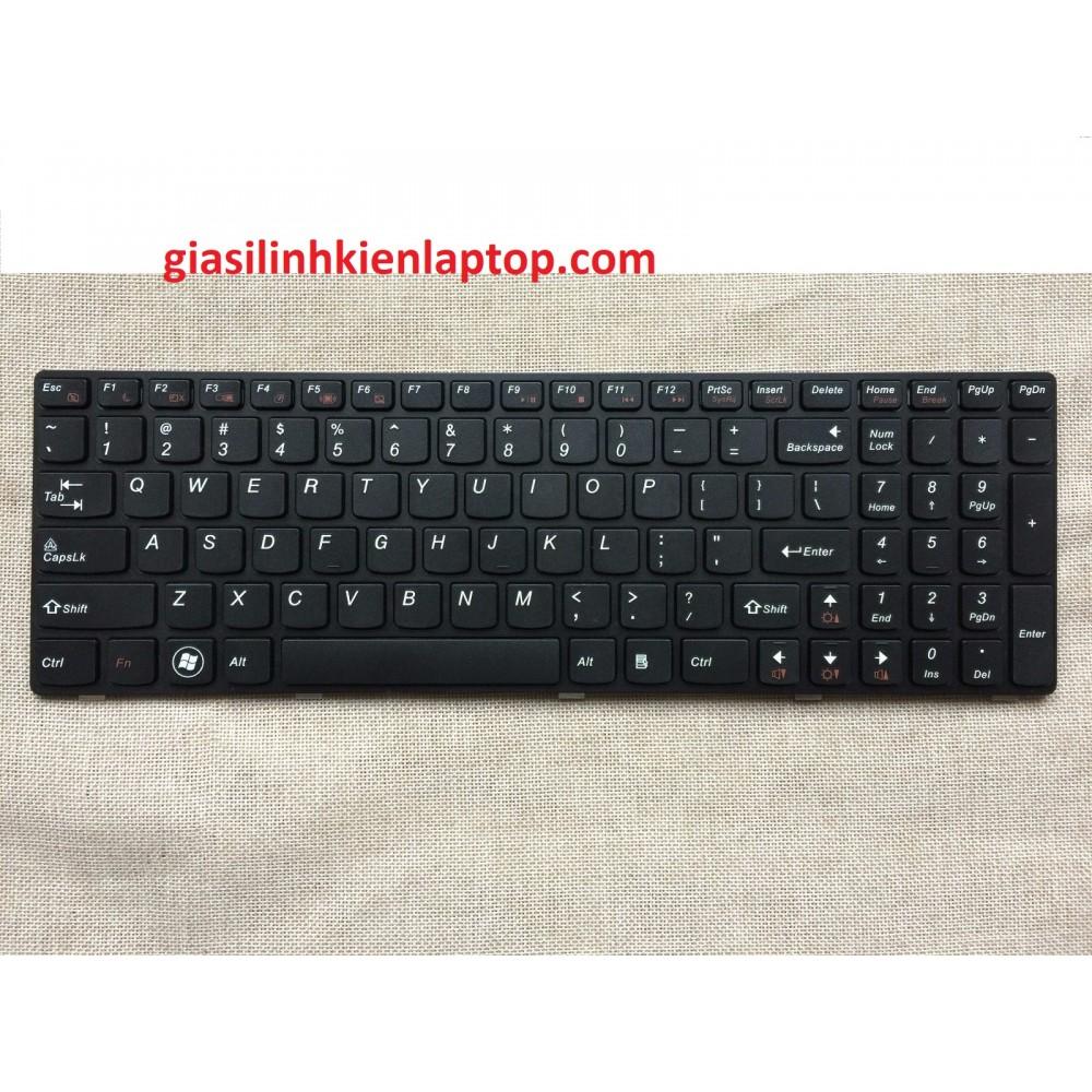 Bàn phím laptop Lenovo Z560 Z565 ideapad