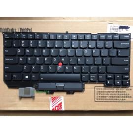 Bàn phím laptop thinkpad X1 Carbon Gen 5 (2017)