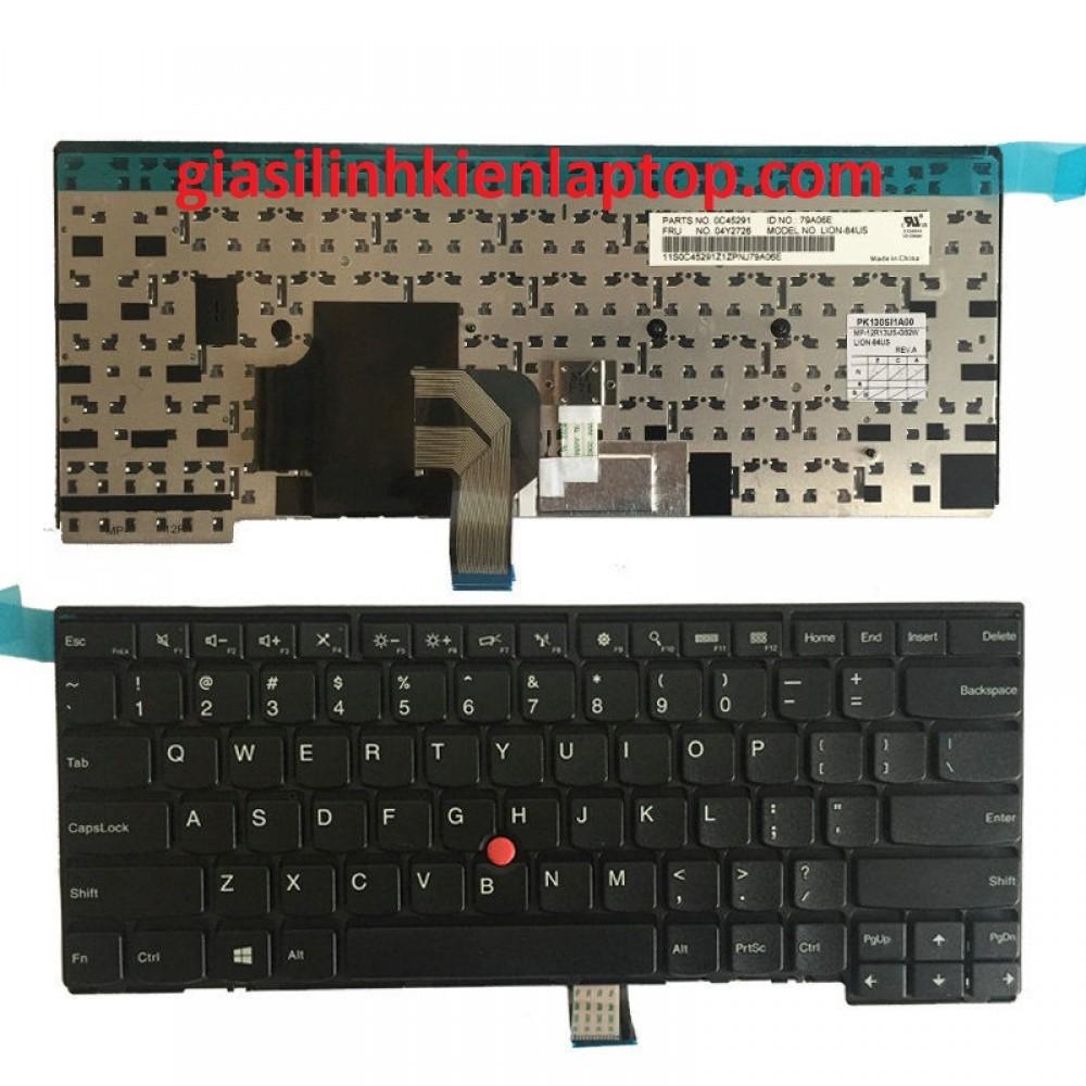 Bàn phím laptop Lenovo thinkpad T431s