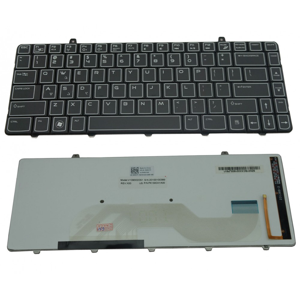 Bàn phím laptop Dell ALIENWARE M11X-R3