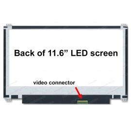 Màn hình Asus EeeBook X205TA X205T series
