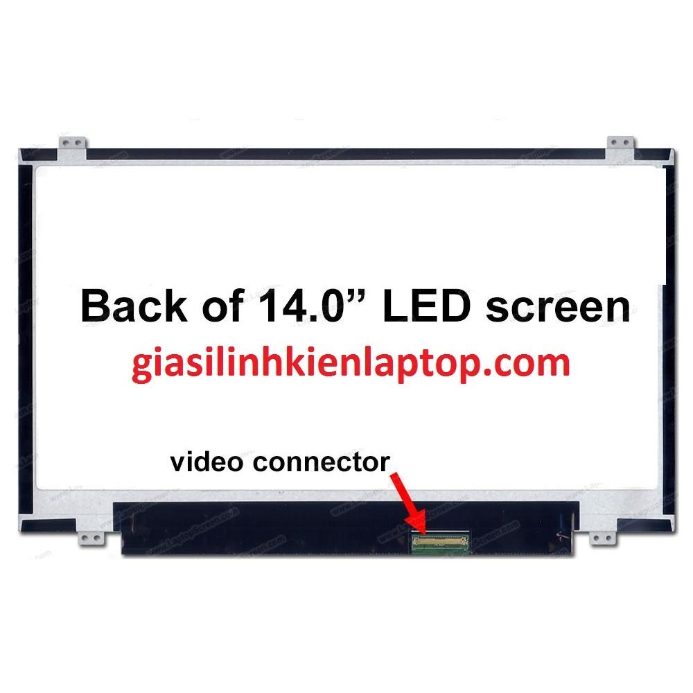 Màn hình laptop Asus X450 X450CA X450CC series