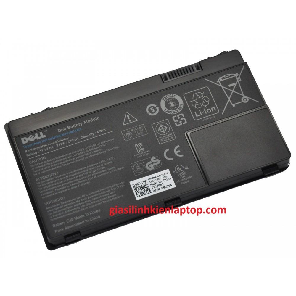 Pin laptop Dell Inspiron M301 13Z