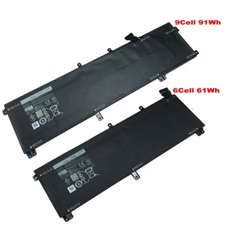 Pin laptop Dell XPS 15 9530  ZIN