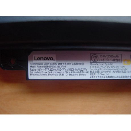 Pin Lenovo ideapad 300-14ISK