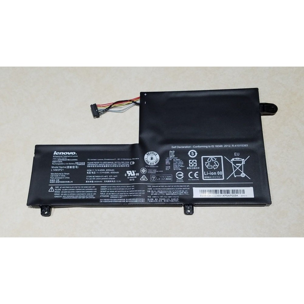 Pin Lenovo FLEX 3 1470 1480