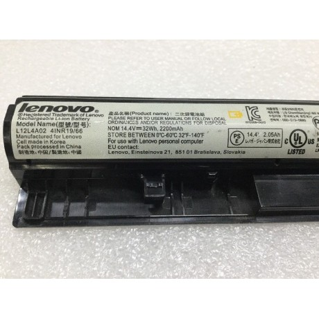 Pin laptop Lenovo S510P series