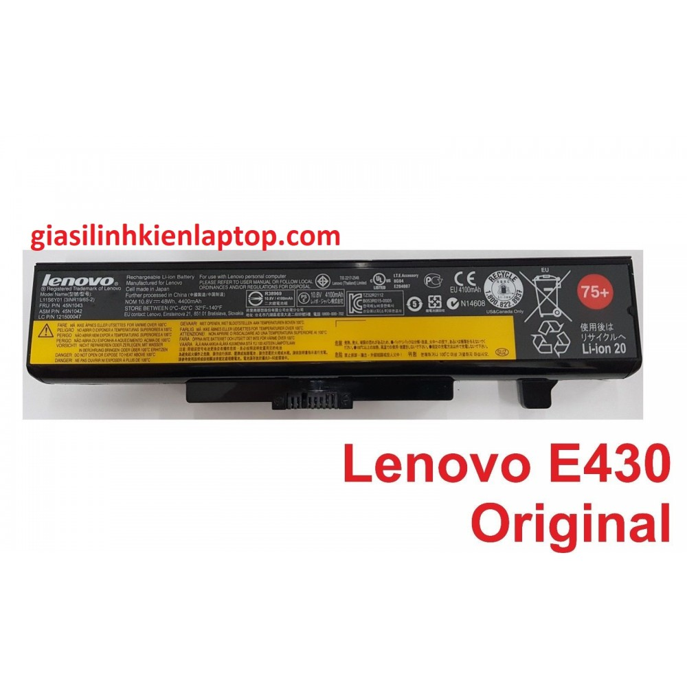 Pin laptop Lenovo Thinkpad E445