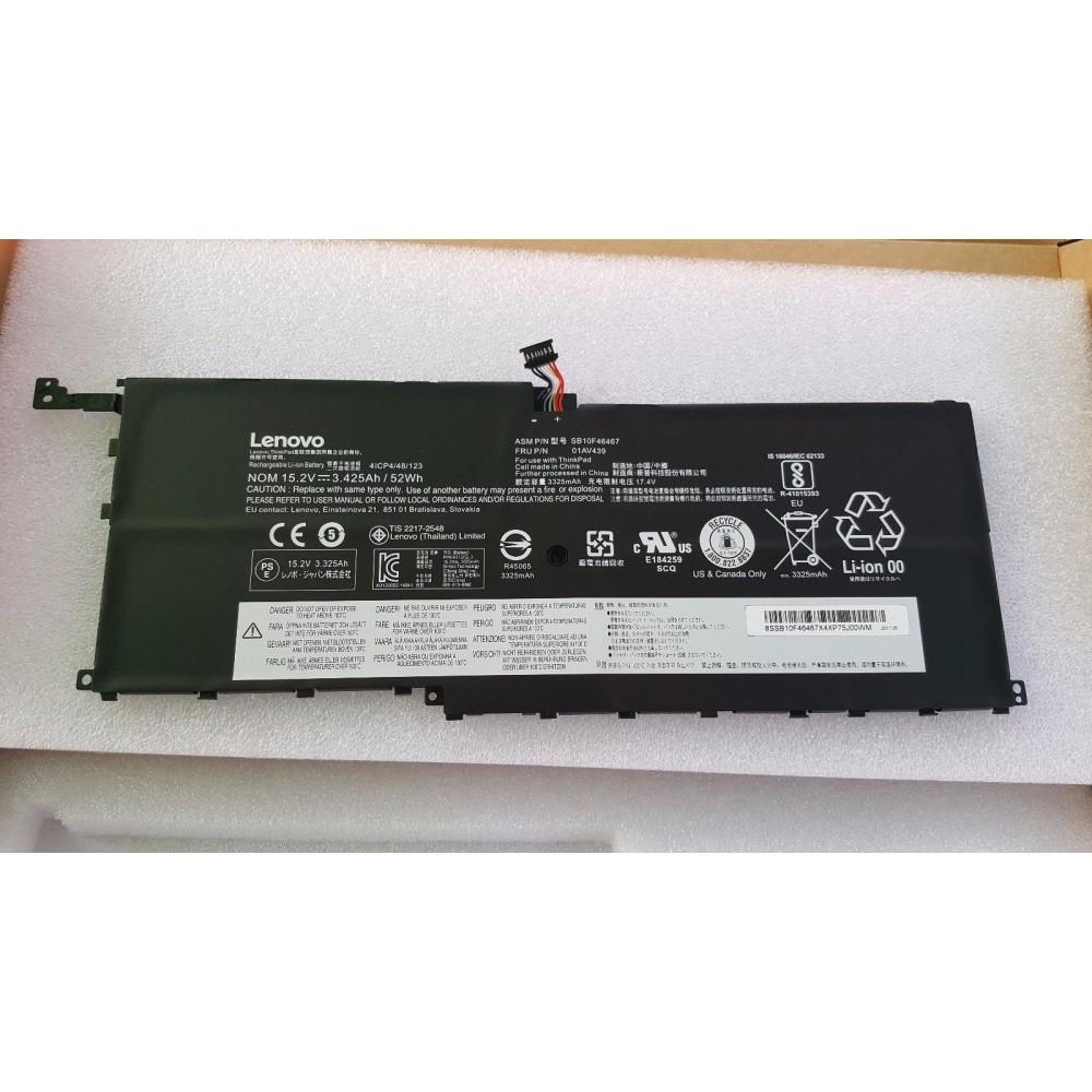 Pin laptop Lenovo Thinkpad X1 carbon gen 4 (2016)