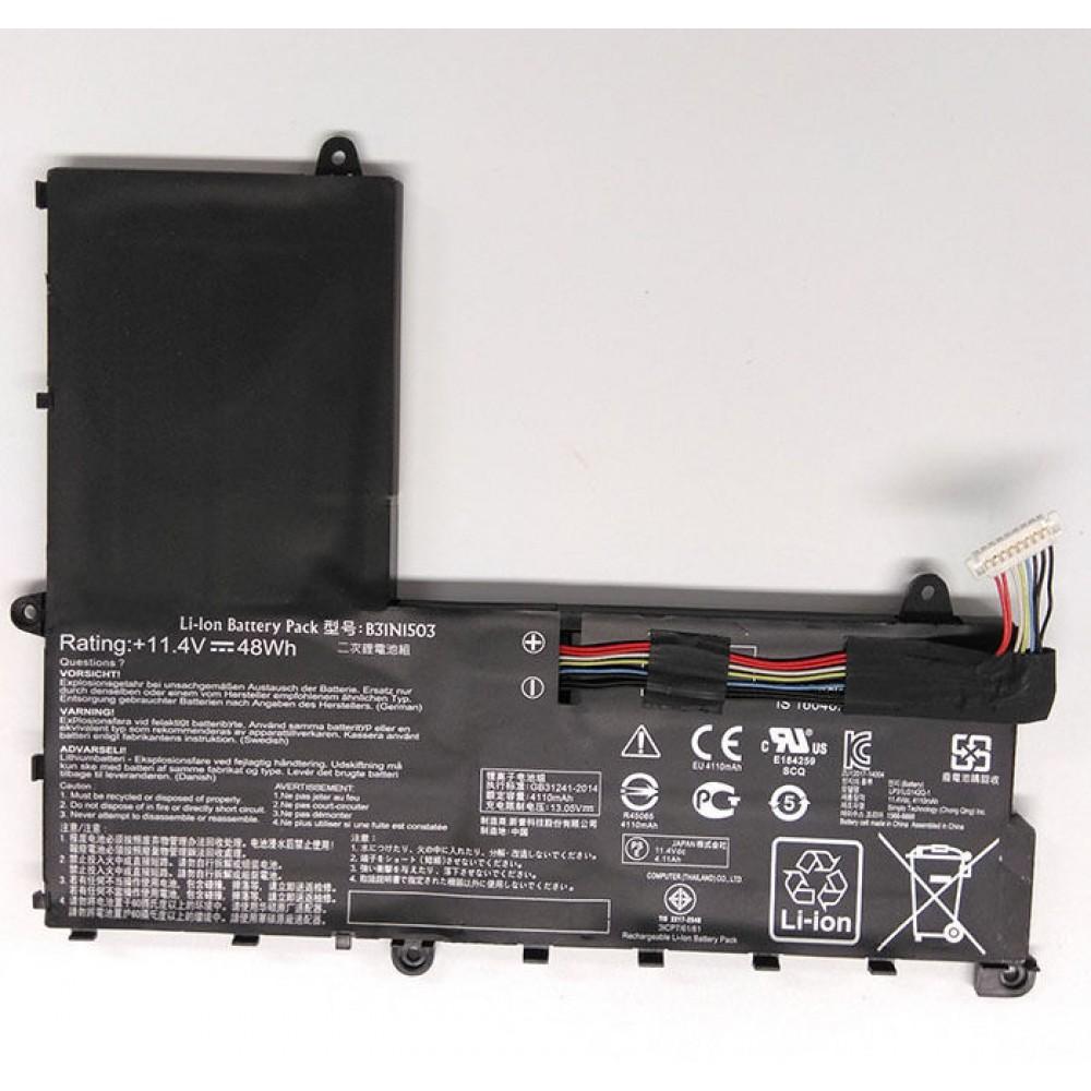 Pin laptop Asus E202 E202SE series Zin