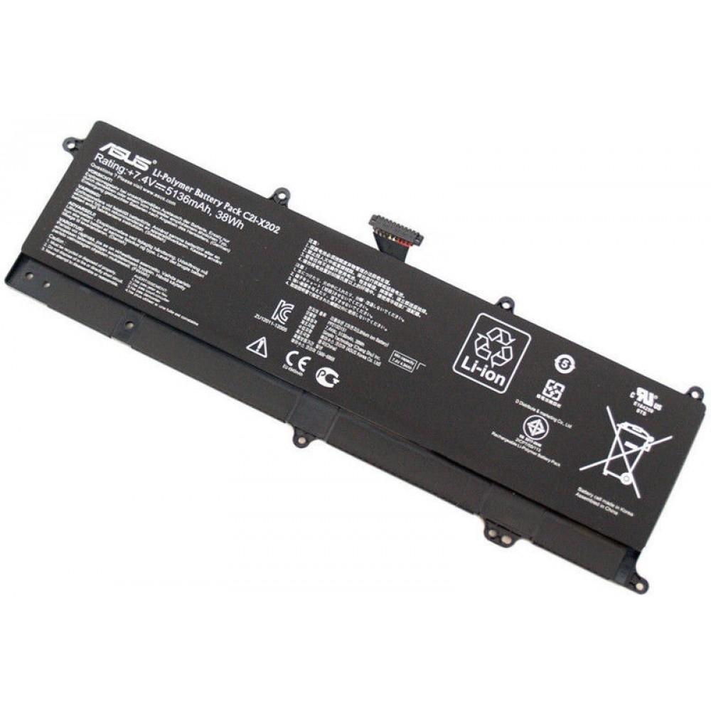 Pin laptop Asus Vivobook X201 X201E Zin
