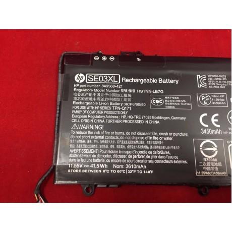 Pin laptop HP Pavilion 14-al000 series SE03XL