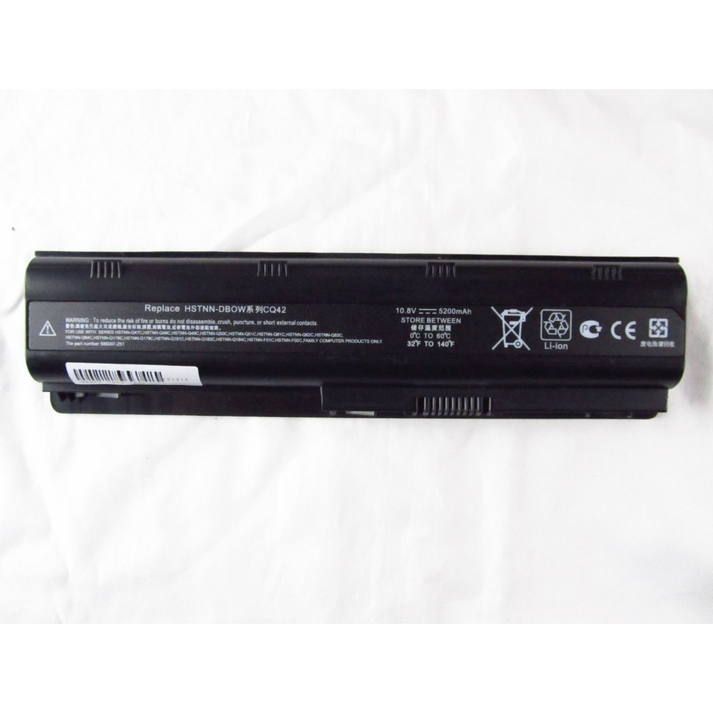 Pin laptop HP Pavilion G4-1400 series