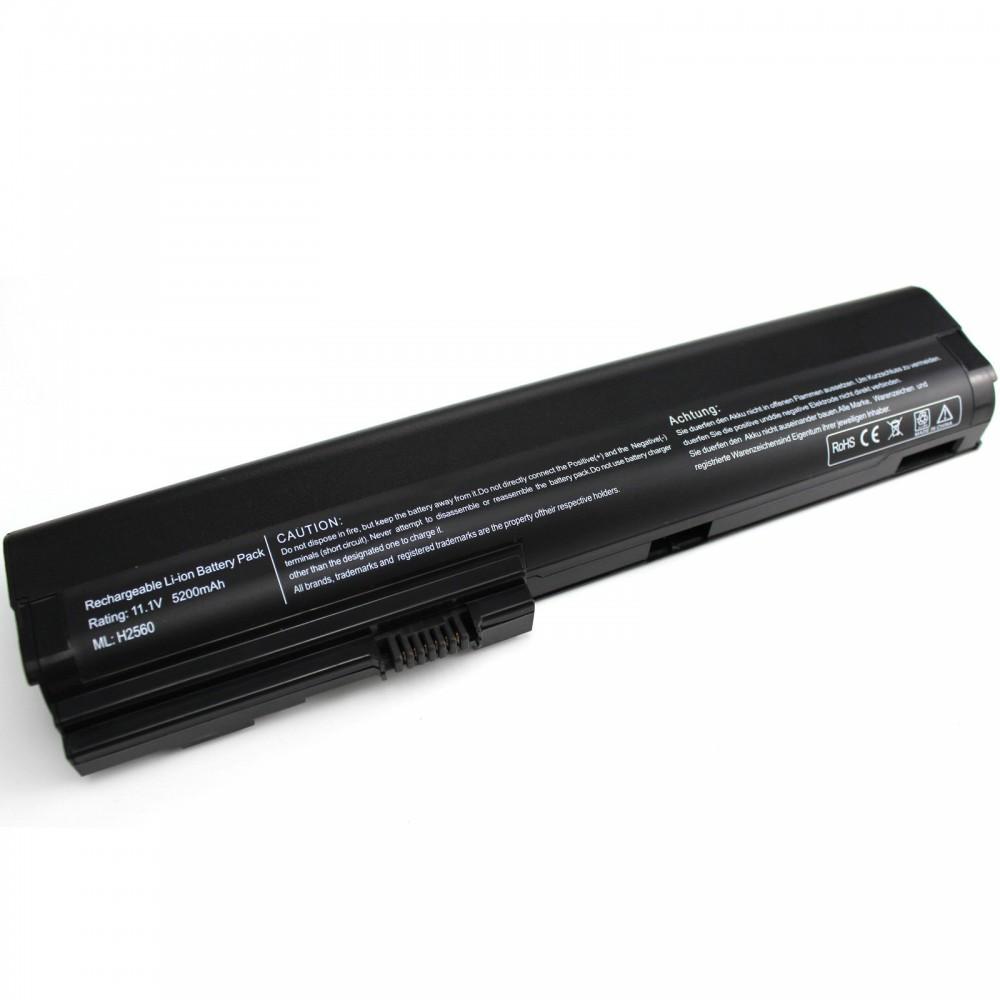 Pin laptop HP elitebook 2560p SX06