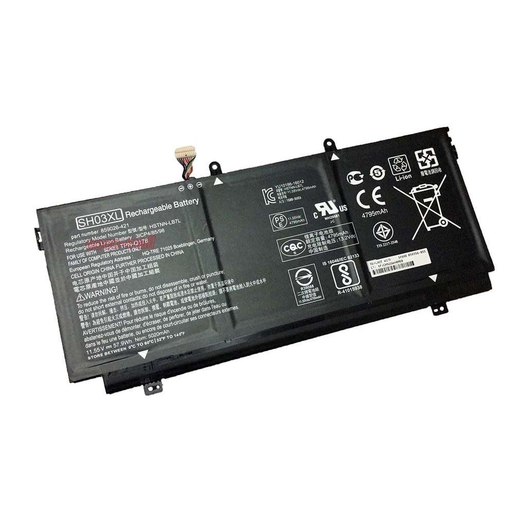 Pin laptop HP Spectre X360 13 series SH03XL