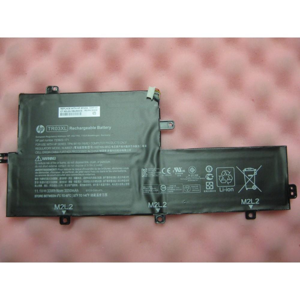 Pin laptop HP Split X2 13 series TR03XL