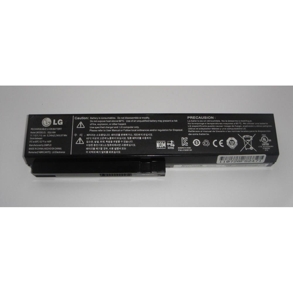 Pin laptop LG R580