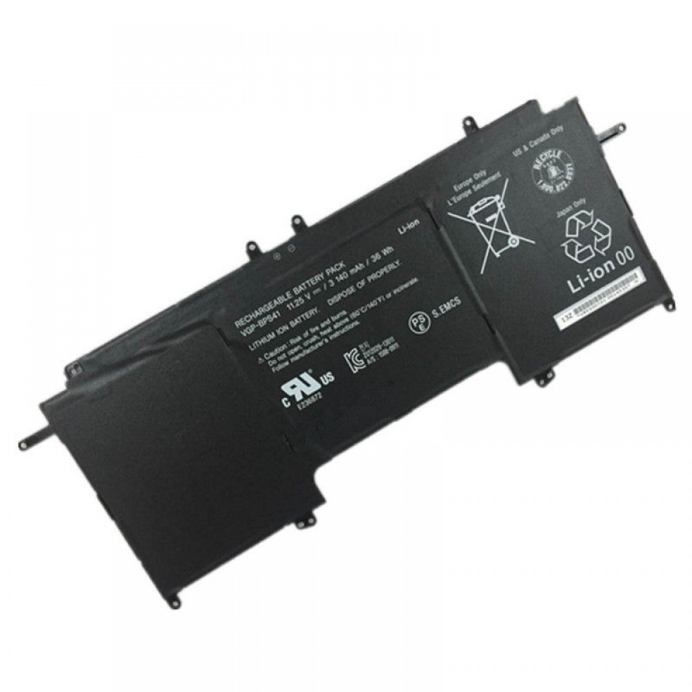 Pin laptop Sony Vaio Flip 13 SVF13N series BPS41
