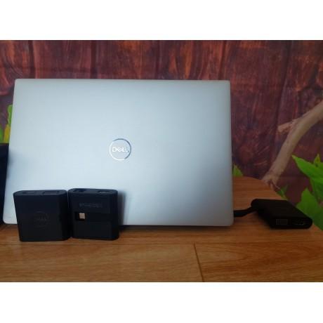 Bộ chuyển đổi Dell DA200 - Chuyển đầu Type C to HDMI/VGA/Ethernet/USB 3.0