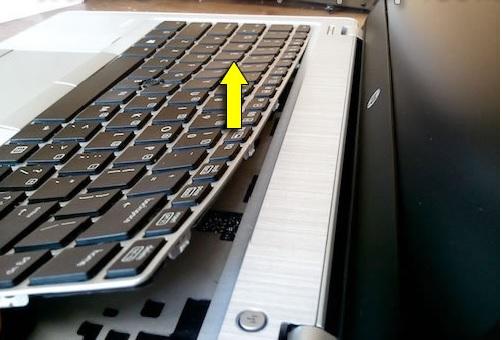 thay bàn phím hp folio 9470m