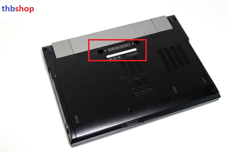 cổng docking Dell e6410