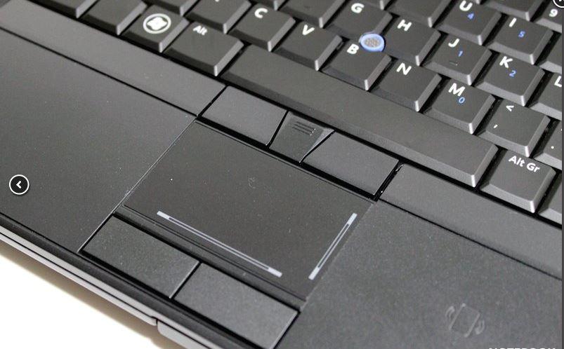 toychpad dell E6410